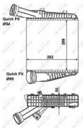 Интеркулер NRF 30198
