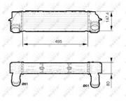 Интеркулер NRF 30524