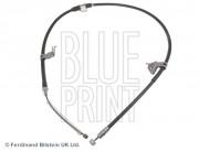 Трос стоянкового (ручного) гальма BLUE PRINT ADC446183