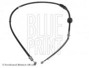 Трос стоянкового (ручного) гальма BLUE PRINT ADC446177
