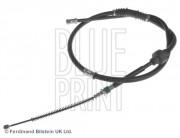 Трос стоянкового (ручного) гальма BLUE PRINT ADC446193