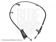 Трос стояночного (ручного) тормоза BLUE PRINT ADN146276