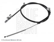 Трос стояночного (ручного) тормоза BLUE PRINT ADC446142