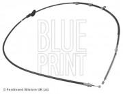 Трос стоянкового (ручного) гальма BLUE PRINT ADC446175