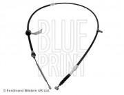 Трос стояночного (ручного) тормоза BLUE PRINT ADT346318