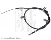Трос стояночного (ручного) тормоза BLUE PRINT ADG046253