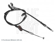 Трос стояночного (ручного) тормоза BLUE PRINT ADG046217