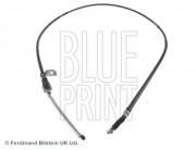 Трос стоянкового (ручного) гальма BLUE PRINT ADC446118