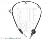 Трос стоянкового (ручного) гальма BLUE PRINT ADC446181