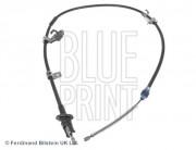 Трос стоянкового (ручного) гальма BLUE PRINT ADC446180