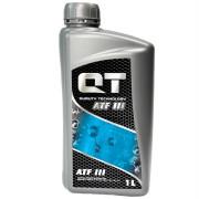 Полусинтетическое трансмиссионное масло для АКПП и ГУР QT-Oil ATF III
