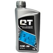 Полусинтетическое трансмиссионное масло QT-Oil 75W-90 GL-5