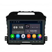 Штатная магнитола Sound Box SB-8181 2G CA для Kia Sportage R (Android 10)