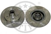 Гальмівний диск OPTIMAL BS-4150