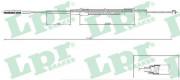 Трос стояночного (ручного) тормоза LPR C0078B