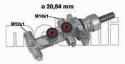 Главный тормозной цилиндр METELLI 05-0553
