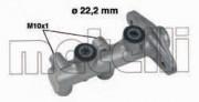 Главный тормозной цилиндр METELLI 05-0649