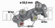 Главный тормозной цилиндр METELLI 05-0189
