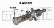 Головний гальмівний циліндр METELLI 05-0227