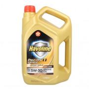 Моторное масло Texaco Havoline ProDS V 5W-30