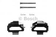 Монтажный комплект тормозных колодок BOSCH 1987474199