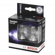 Комплект галогенных ламп Bosch Gigalight Plus 120 1987301105 (H1)