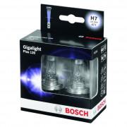 Комплект галогенных ламп Bosch Gigalight Plus 120 1987301107 (H7)