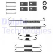 Монтажный комплект тормозных колодок DELPHI LY1337