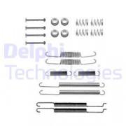 Монтажный комплект тормозных колодок DELPHI LY1206