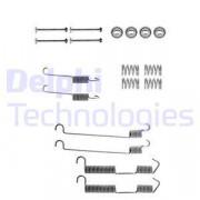 Монтажный комплект тормозных колодок DELPHI LY1054