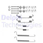 Монтажный комплект тормозных колодок DELPHI LY1241