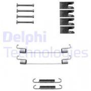 Монтажный комплект тормозных колодок DELPHI LY1335