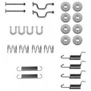 Монтажный комплект тормозных колодок DELPHI LY1408