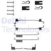 Монтажный комплект тормозных колодок DELPHI LY1256