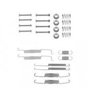 Монтажный комплект тормозных колодок DELPHI LY1026