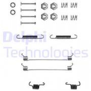 Монтажный комплект тормозных колодок DELPHI LY1055