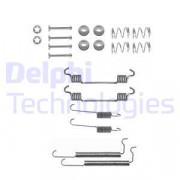 Монтажный комплект тормозных колодок DELPHI LY1133
