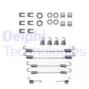 Монтажный комплект тормозных колодок DELPHI LY1111