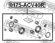 Ремкомплект суппорта FEBEST 0175-ACV40R