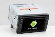 Универсальная штатная магнитола EasyGo A200 для Hyundai и Nissan на базе OS Android