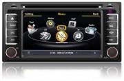 Универсальная штатная магнитола EasyGo S001 для Toyota (Corolla 01-06, LC 100, Camry 02-06, LC J150 (comfort), Previa, Wish)