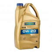 Моторное масло Ravenol EHS 0W-20