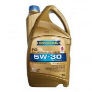 Моторное масло Ravenol FO 5W-30