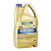 Моторное масло Ravenol HCL 5W-30