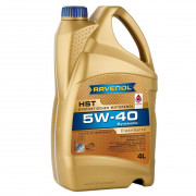Моторное масло Ravenol HST 5W-40