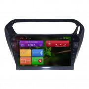 Штатная магнитола Redpower 21213B для Citroen C-Elysee 2013+ / Peugeot 301 2012+ на базе OS Android 6.0 (Marshmallow)