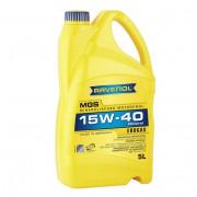 Моторное масло Ravenol MGS 15W-40