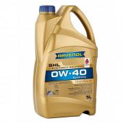 Моторное масло Ravenol SHL 0W-40