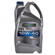Моторное масло Ravenol TEG 10W-40