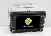 Штатная магнитола EasyGo A101 для Skoda Rapid, Octavia, Fabia, Superb на базе OS Android